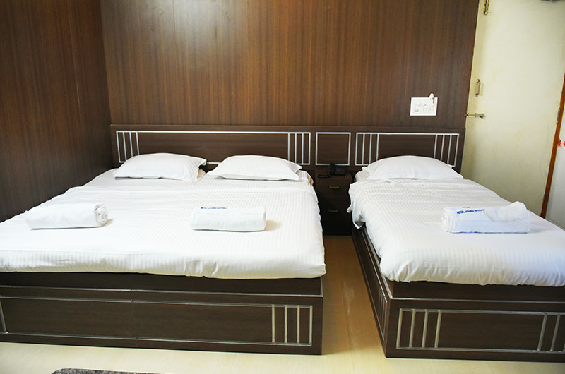 Hotel Govind Heights - Executive Triple Room-3