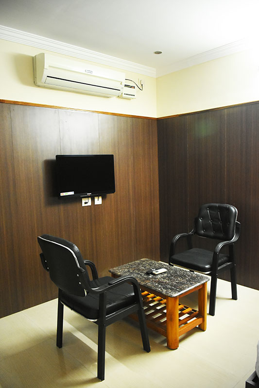 Hotel Govind Heights - Executive Triple Room-4