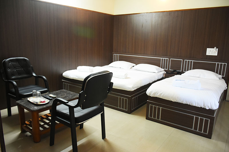 Hotel Govind Heights - Executive Triple Room-1